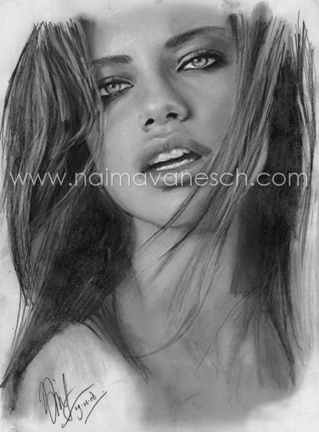 Pencil Drawing. 2007