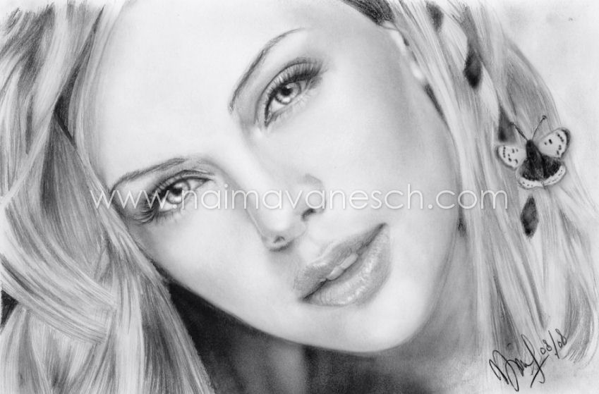 Pencil Drawing. 2008